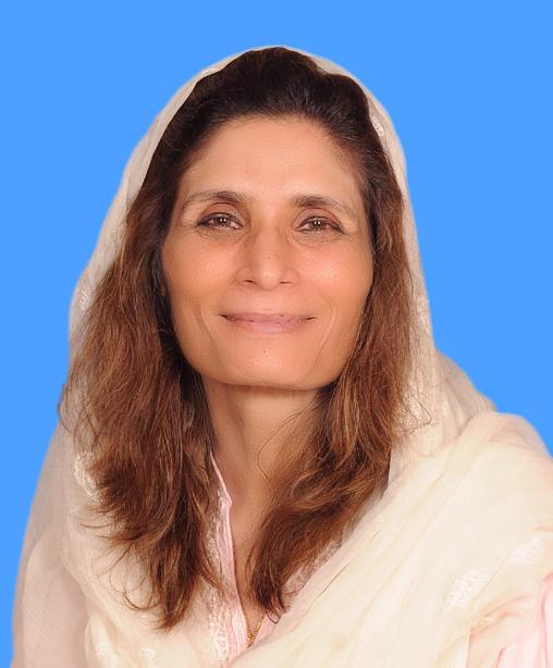Andleeb Abbas Women in Elections Women in Politics PakVoter Elections Portal Pakistan