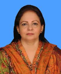 Aisha Ghaus Pasha Women in Elections Women in Politics PakVoter Elections Portal Pakistan