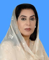 Fehmida Mirza Women in Elections Women in Politics PakVoter Elections Portal Pakistan