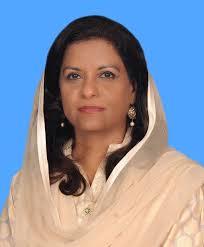 Nafisa Shah Women in Elections Women in Politics PakVoter Elections Portal Pakistan