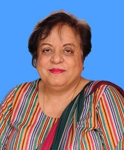 Shireen Mazari Women in Elections Women in Politics PakVoter Elections Portal Pakistan