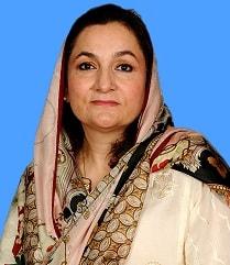 Mehnaz Akbar Aziz Women in Elections Women in Politics PakVoter Elections Portal Pakistan