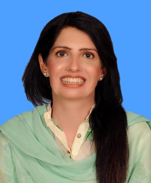 Aliya Hamza Malik Women in Elections Women in Politics PakVoter Elections Portal Pakistan