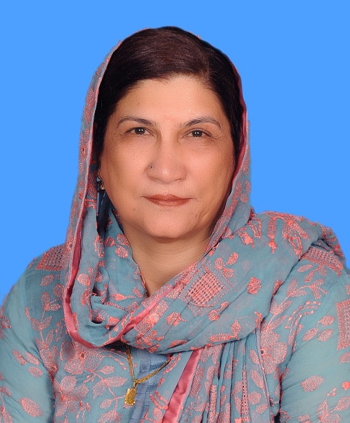 Samina Matlob Women in Elections Women in Politics PakVoter Elections Portal Pakistan