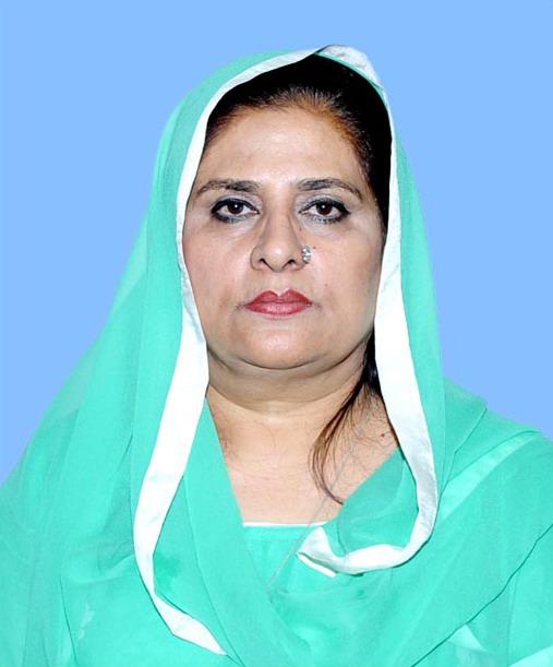 Seema Jameeli Women in Elections Women in Politics PakVoter Elections Portal Pakistan