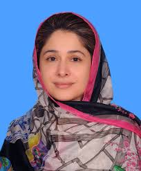 Shandana Gulzar Khan Women in Elections Women in Politics PakVoter Elections Portal Pakistan