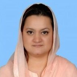 Maryam Aurangzeb Women in Elections Women in Politics PakVoter Elections Portal Pakistan