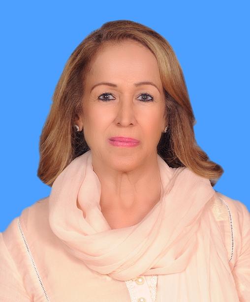 Musarrat Asif Women in Elections Women in Politics PakVoter Elections Portal Pakistan