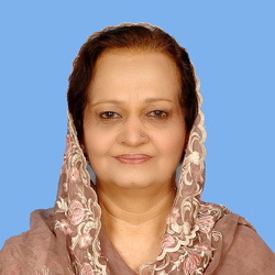 Tahira Aurangzeb Women in Elections Women in Politics PakVoter Elections Portal Pakistan