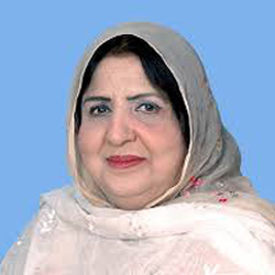 Tahira Bukhari Women in Elections Women in Politics PakVoter Elections Portal Pakistan