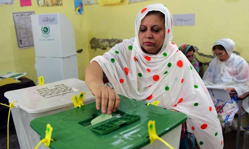 Women Voter Pakistan Women in Elections Women in Politics PakVoter Elections Portal Pakistan