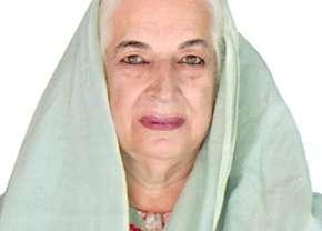 Zakia Shahnawaz Khan