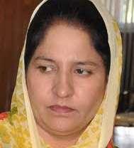 Ms. Shazia Akbar Ch.