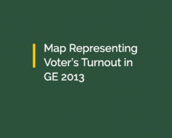 Pakistan National Assembly Constituencies Percentage Voters' Turnout